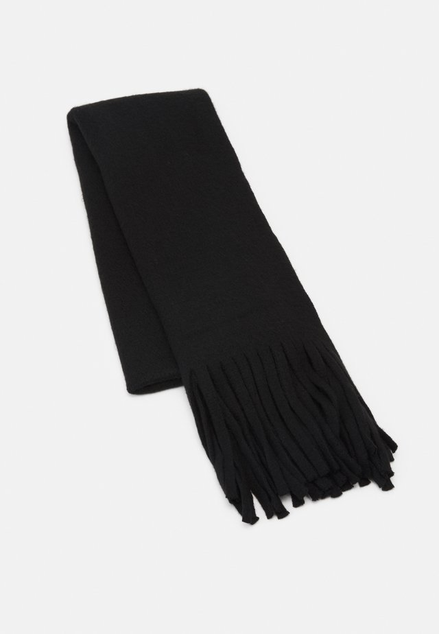 SOFT SCARF - Écharpe - black