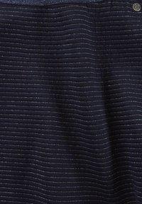 TOM TAILOR - MIT GLITZER-STREIFEN - A-line skirt - original|multicolored - 2