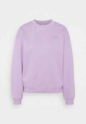 Sudadera - lilac purple dusty light