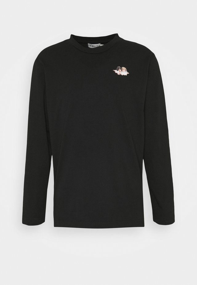 ICON ANGELS LONG SLEEVE TEE - T-shirt à manches longues - black