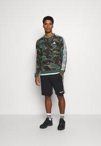 adidas Performance - CAMO - Sweatshirt - khaki - 1