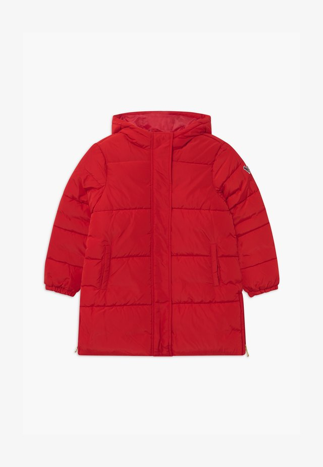 HARRY ROCKER - Winter coat - red