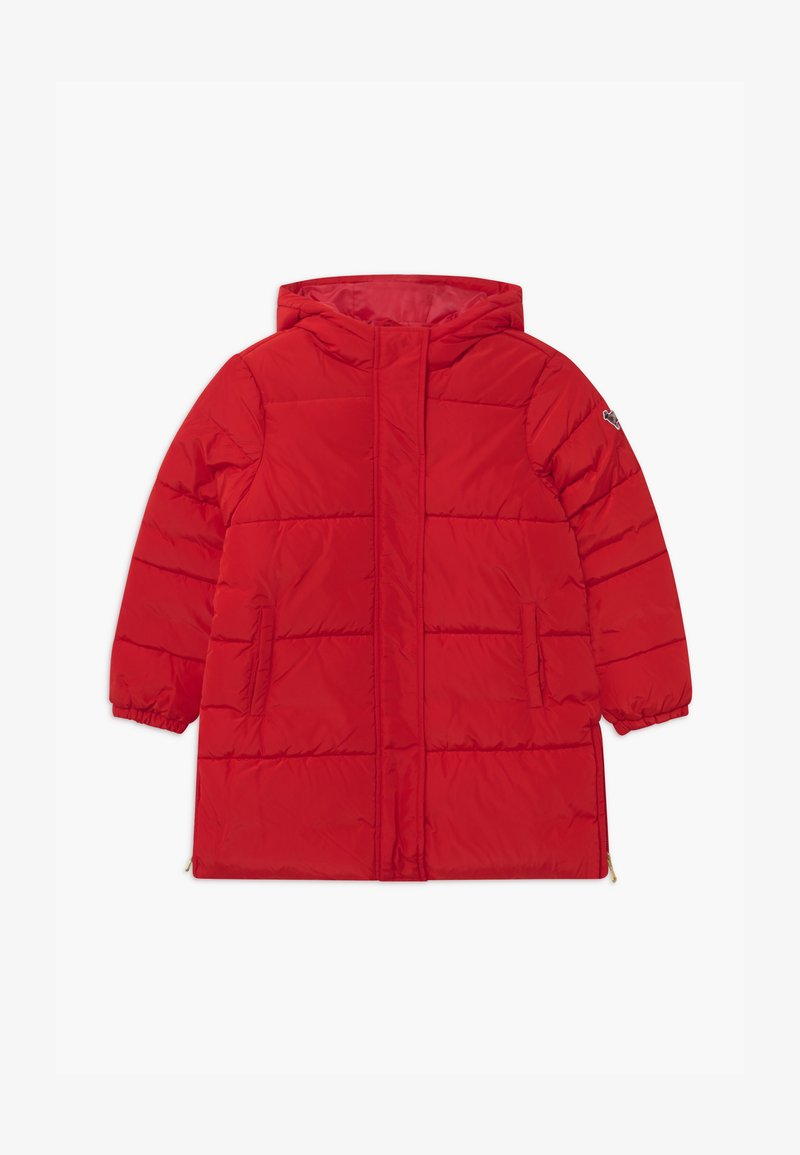 Benetton - HARRY ROCKER - Winter coat - red