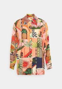 Farm Rio - MYSTIC CITY PAJAMA SHIRT - Button-down blouse - multi - 4