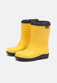 Lurchi - PAXO UNISEX - Wellies - yellow - 1