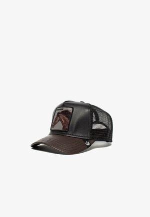 Kopfbedeckung Your Majesty Baseball - Cap - schwarz