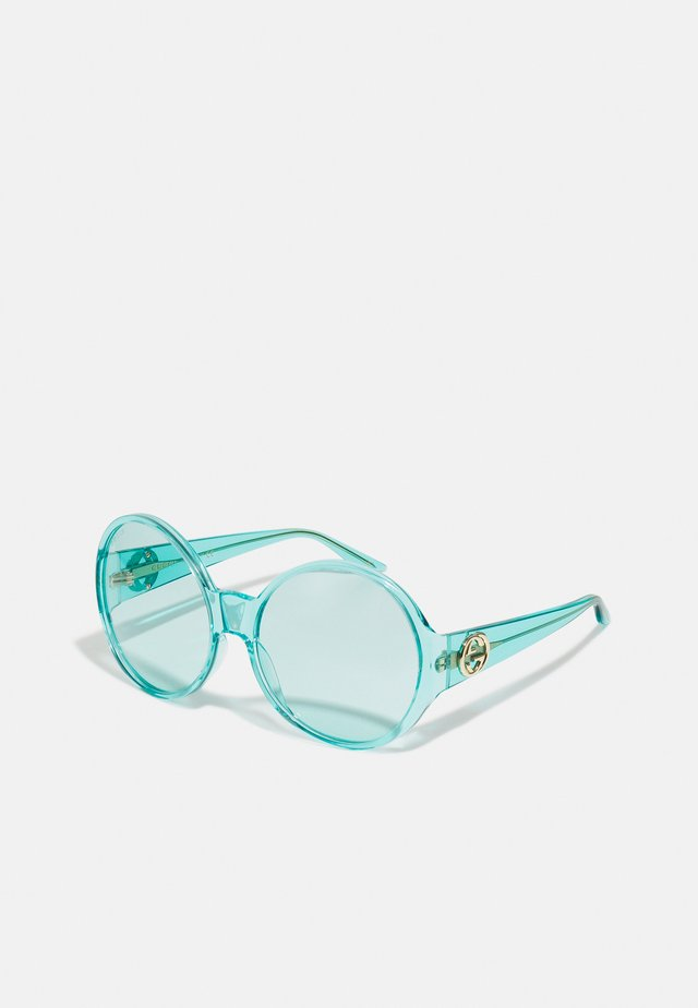 Sunglasses - light-blue