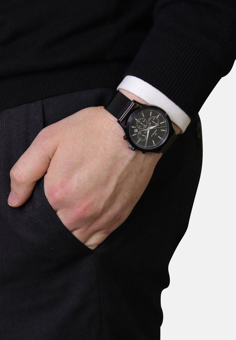 Orphelia - HARMONY - Chronograph watch - black