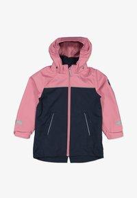 Polarn O. Pyret - Waterproof jacket - heather rose - 0
