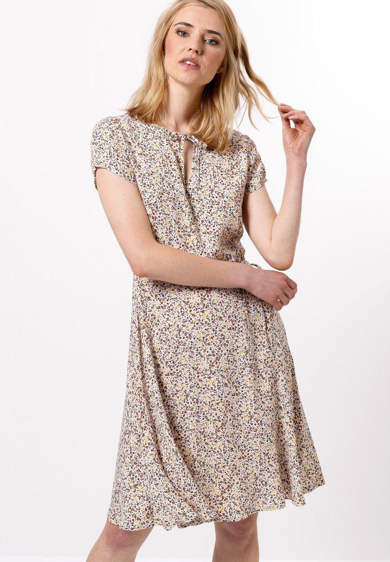 zero - Day dress - raw cotton