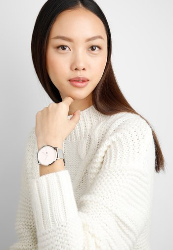 ALEX - Watch - silver-coloured