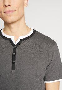Esprit - T-shirt print - black - 4