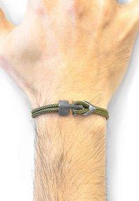 Anchor & Crew - BRIXHAM - Bracelet - green - 0
