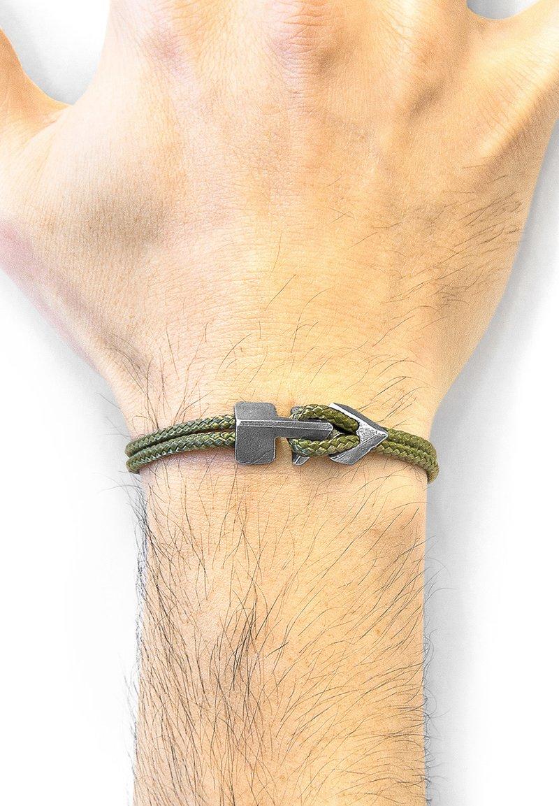 Anchor & Crew - BRIXHAM - Bracelet - green
