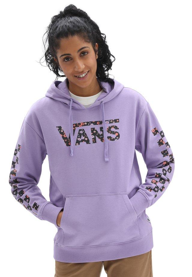 Hoodie - chalk violet