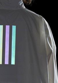 adidas Performance - GIACCA MYSHELTER PARLEY - Windbreaker - white - 10