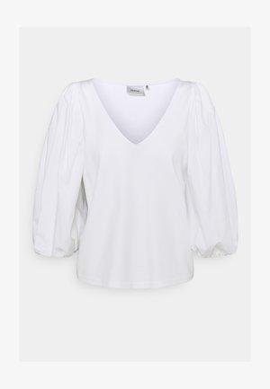 NEMA - Long sleeved top - bright white