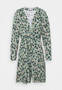 sandro - Sukienka letnia - vert/noir - 3