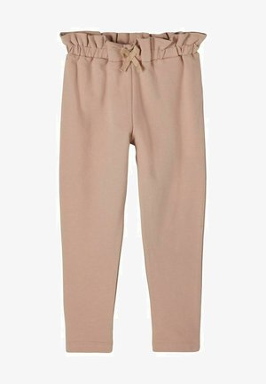 Trousers - adobe rose