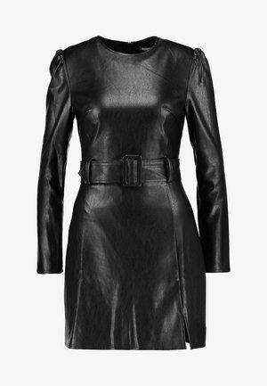 BORBAN - Denní šaty - black