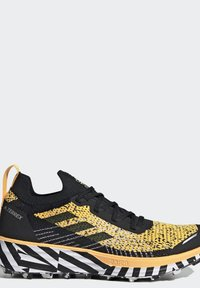 adidas Performance - TERREX TWO TRAIL RUNNING - Løbesko trail - gold - 14