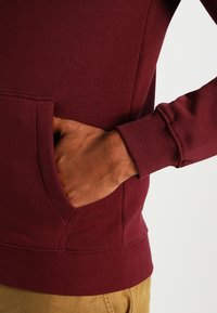 YOURTURN - Zip-up hoodie - bordeaux - 4