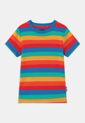 FAVOURITE RAINBOW UNISEX - Print T-shirt - rainbow