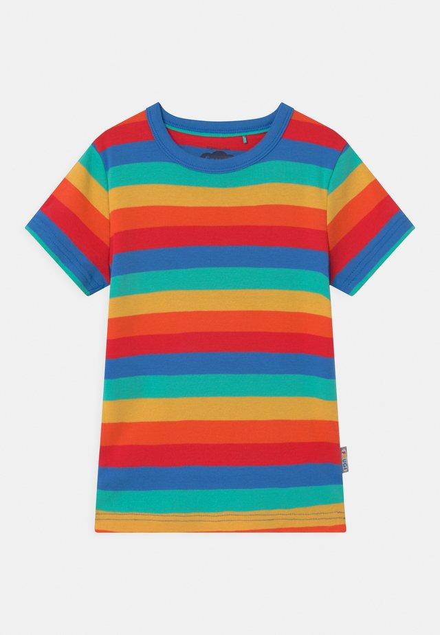 FAVOURITE RAINBOW UNISEX - T-shirt med print - rainbow