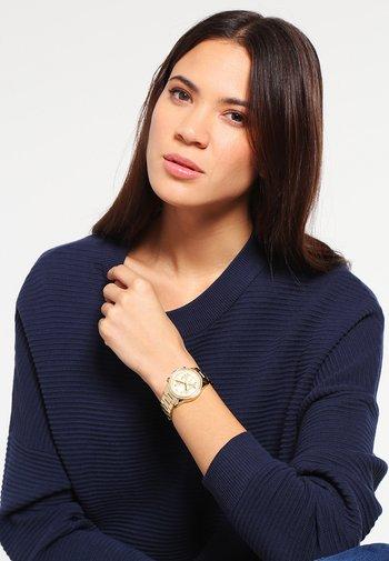 RITZ - Chronograph watch - gold-coloured