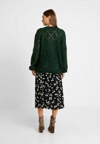 Vila - Pencil skirt - black - 2