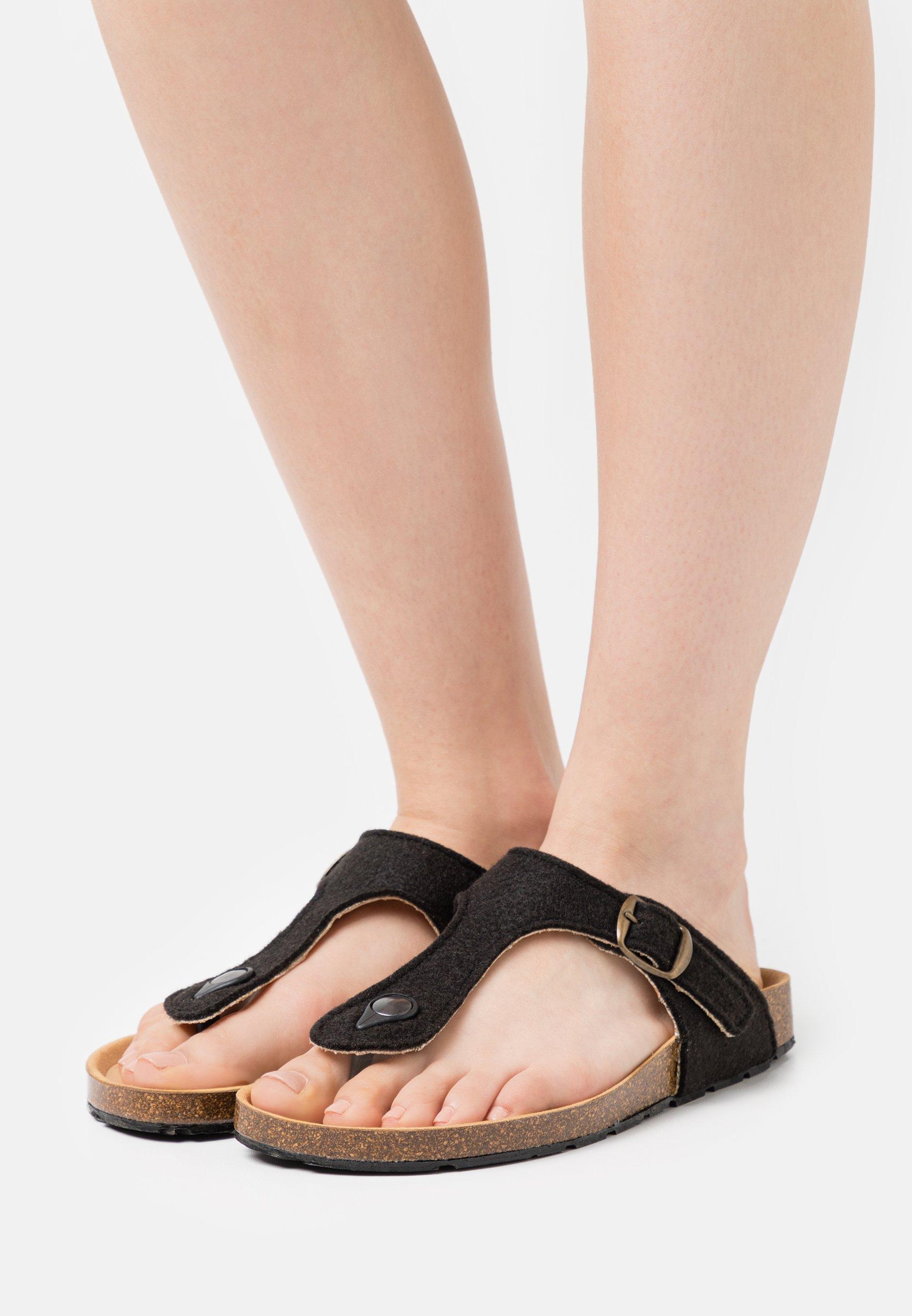 Women KOS VEGAN  - T-bar sandals
