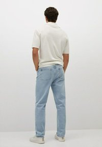 Mango - Relaxed fit jeans - hellblau - 2