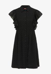 myMo ROCKS - Shirt dress - schwarz - 4