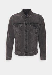 ONSCOME TRUCKER  - Veste en jean - grey denim