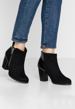 LARRA - Ankelstøvler - black