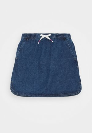 ONLINE GIRL - Denim skirt - blue denim