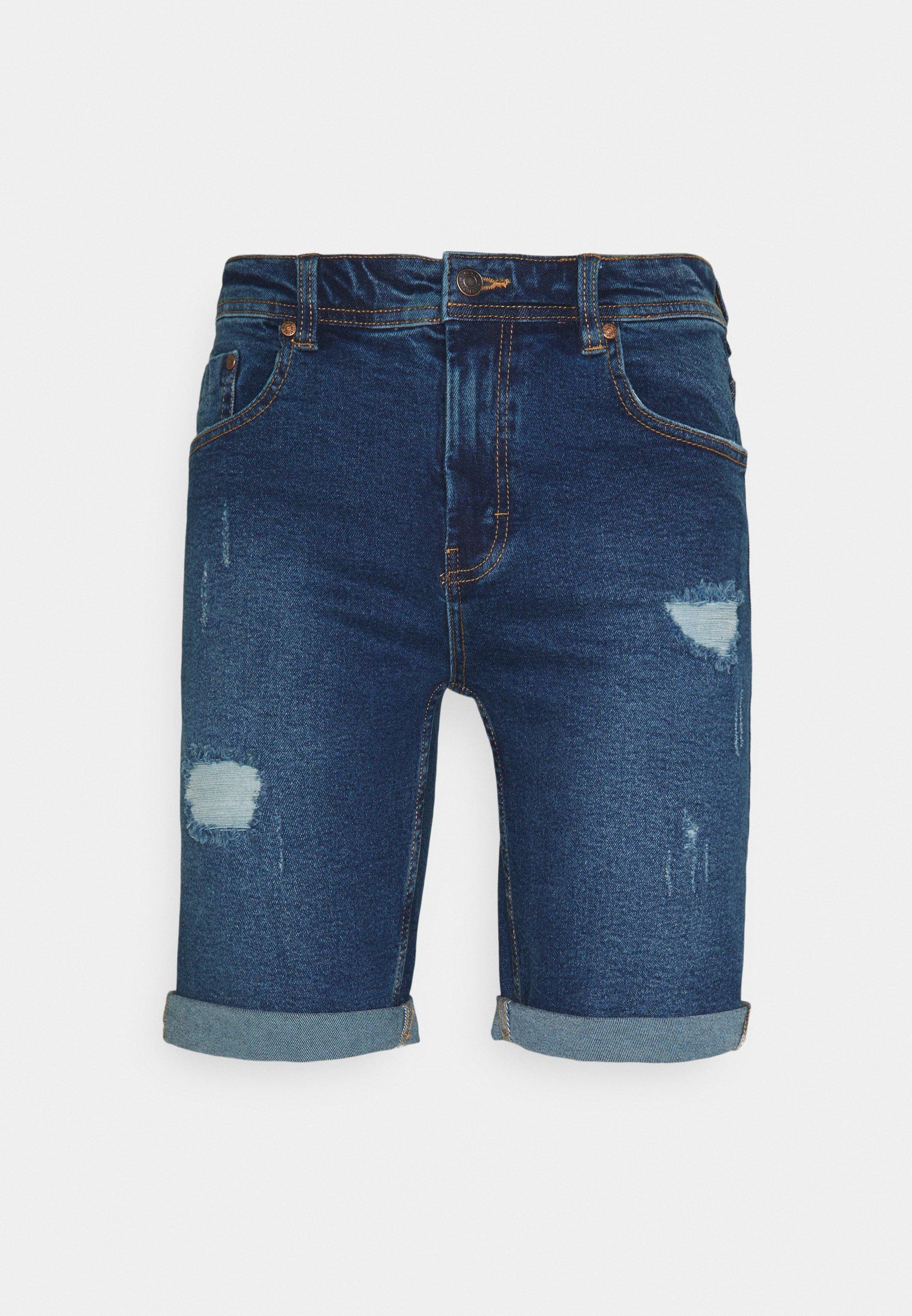 Herren MR ORANGE - Jeans Shorts