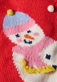 Boden - Day dress - rockabilly-rot, wintertiere - 2