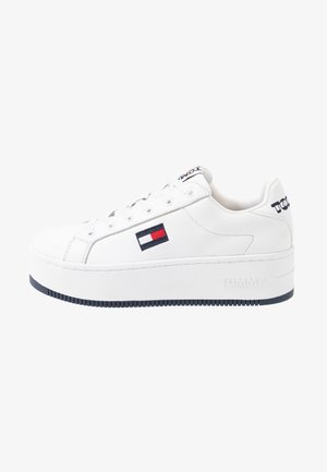 ICONIC FLATFORM  - Sneakers laag - white