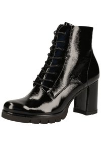 Paul Green - STIEFELETTE - Lace-up ankle boots - schwarz - 3