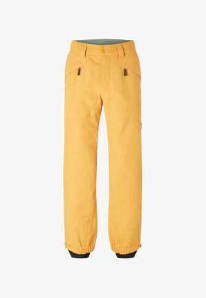 CUFFED  - Snow pants - old gold