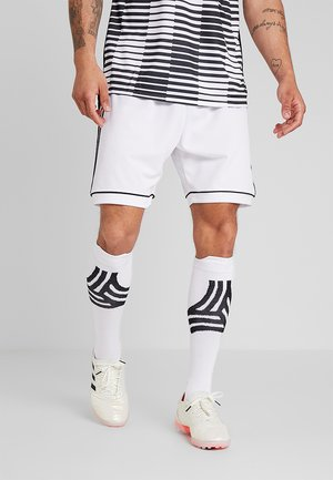 SQUADRA CLIMALITE FOOTBALL 1/4 SHORTS - Korte broeken - white/black