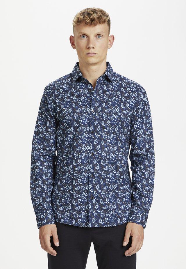 Overhemd - wave blue