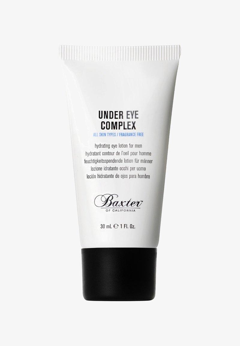 Baxter of California - UNDER EYE COMPLEX - Cura degli occhi - white