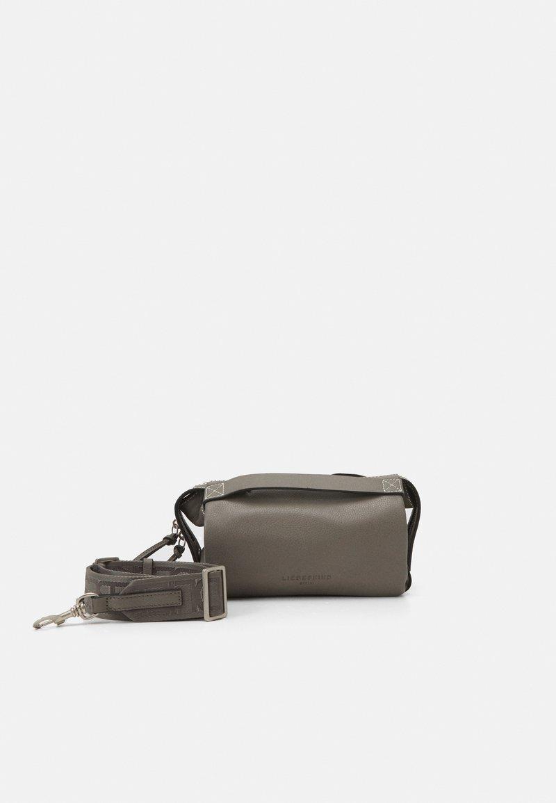 Liebeskind Berlin - CROSS - Across body bag - honey grey