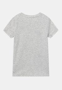 Name it - NMFDASA - Print T-shirt - light grey melange - 1