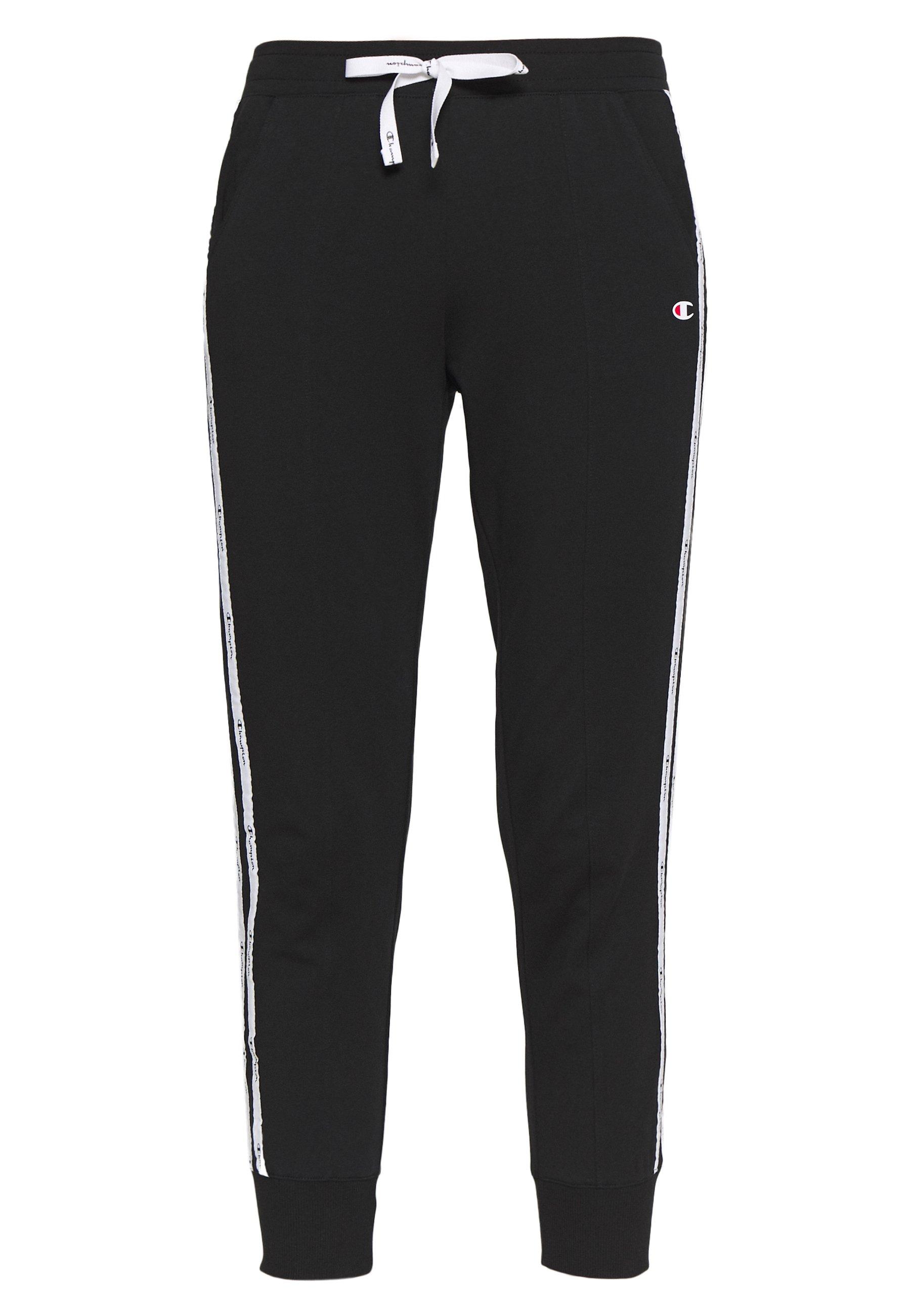 Femme RIB CUFF PANTS - Pantalon de survêtement