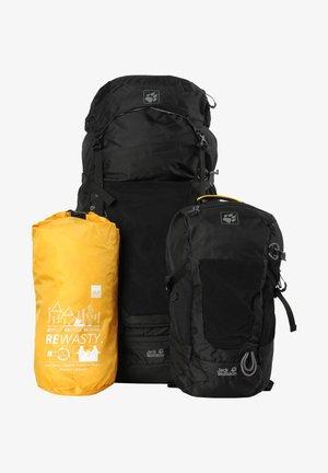KALARI KINGSTON KIT - Hiking rucksack - schwarz (200)
