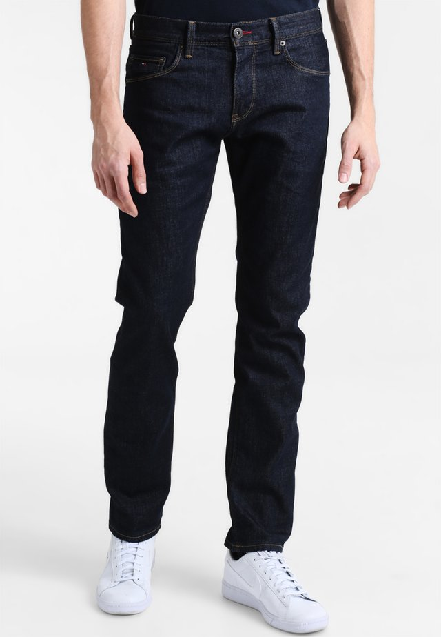 BLEECKER - Džíny Slim Fit - new clean rinse
