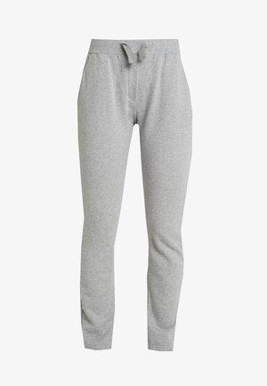 OLIVIA PANTS - Teplákové kalhoty - mottled light grey